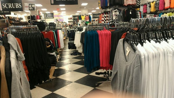 Conway clothing stores
