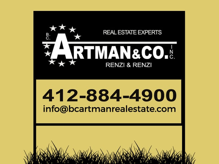 Bc Artman Real Estate: 3614 Brownsville Rd, Pittsburgh, PA