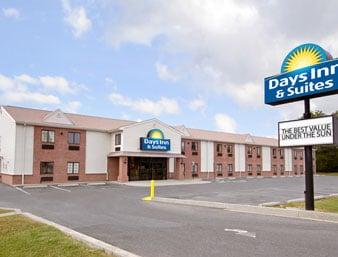 Days Inn & Suites by Wyndham Cambridge: 2917 Ocean Gateway, Cambridge, MD