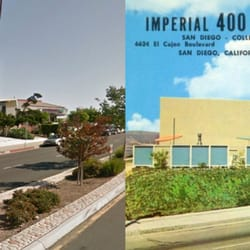 Photo Of Imperial Motel La Mesa Ca United States Now And Then