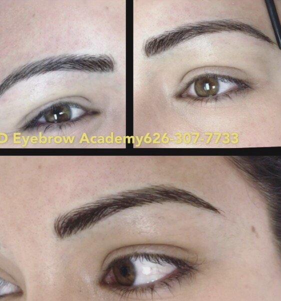 3d Eyebrows Hair Stroke Tattoo By Ms Lisa Wang Yelp