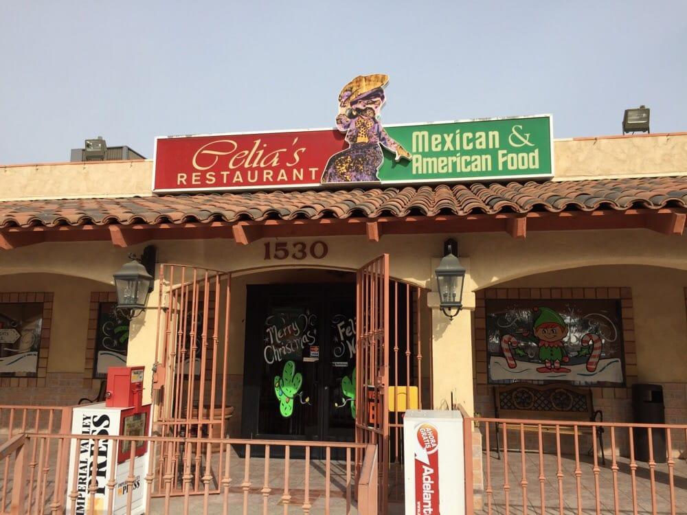 Best Restaurant In El Centro Ca