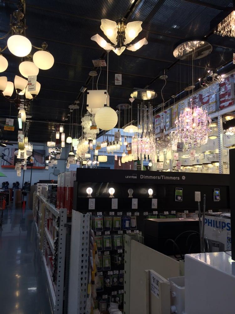 Foto De The Home Depot Monterrey Nuevo León México Área Iluminación