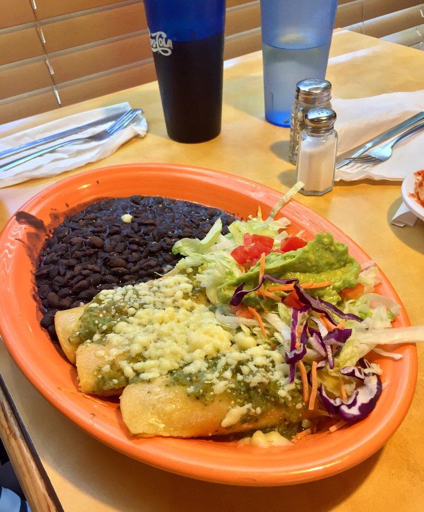 Monte Alban Restaurante Mexicano: 122 Murphy Hwy, Blairsville, GA