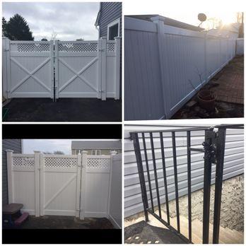 Photo Of Liberty Fence Railing Elmont Ny United States