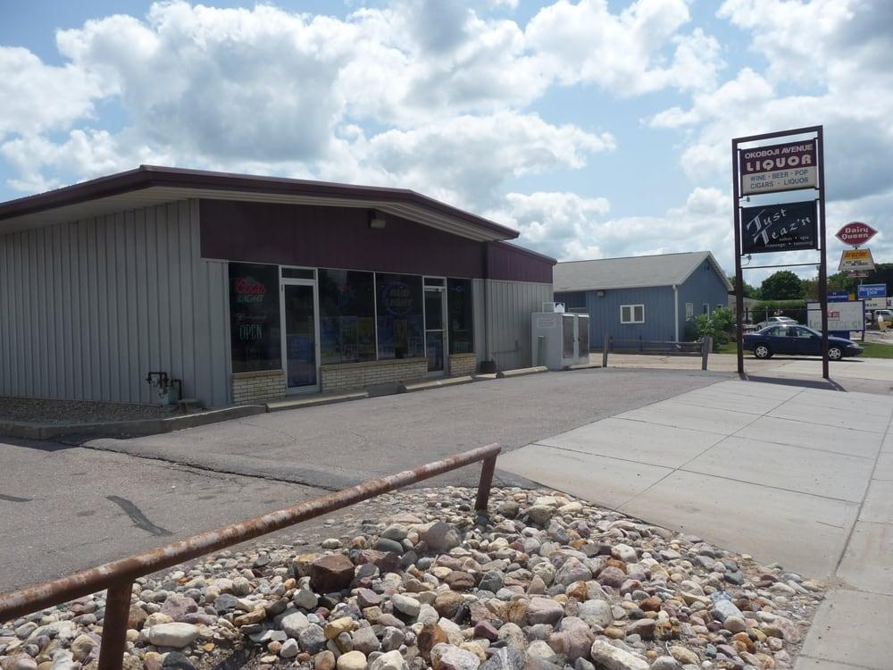 Okoboji Ave Liquor Store: 1610 Okoboji Ave, Milford, IA
