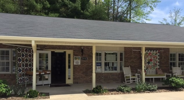 Beginnings Quilt Shop: 1038 Greenville Hwy, Hendersonville, NC