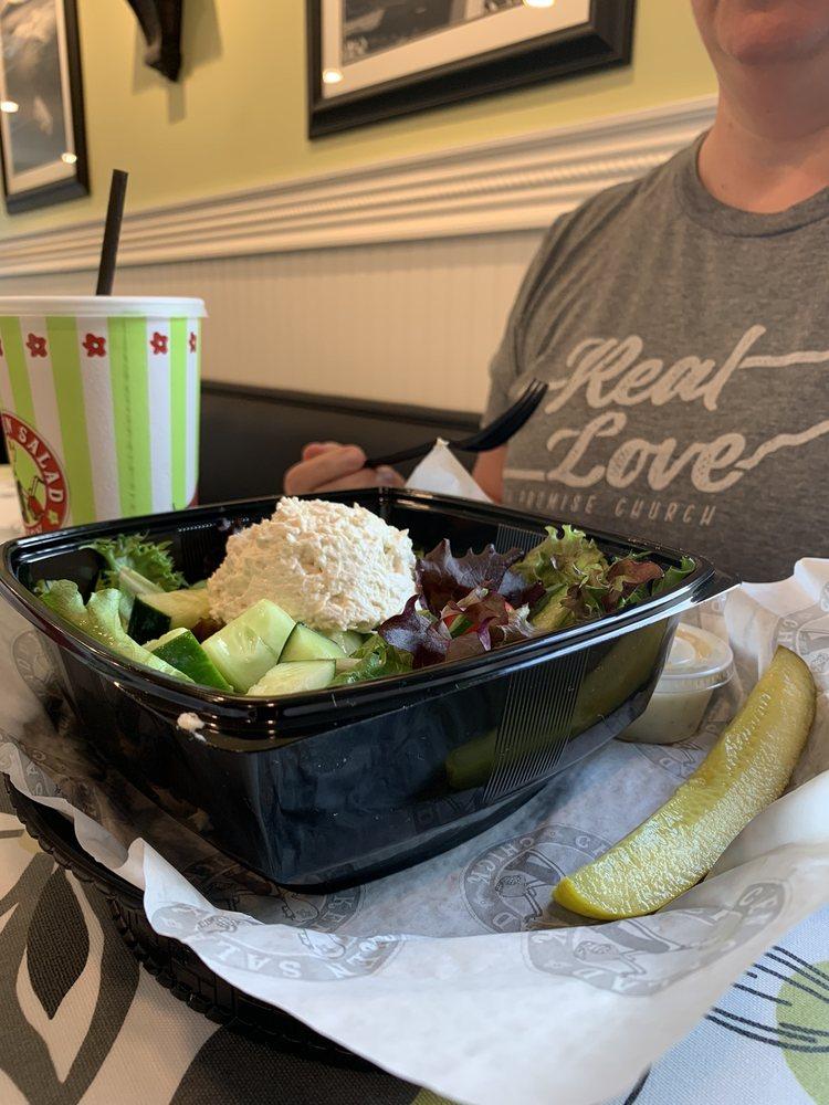 Chicken Salad Chick: 1281 Oak Ridge Tpke, Oak Ridge, TN