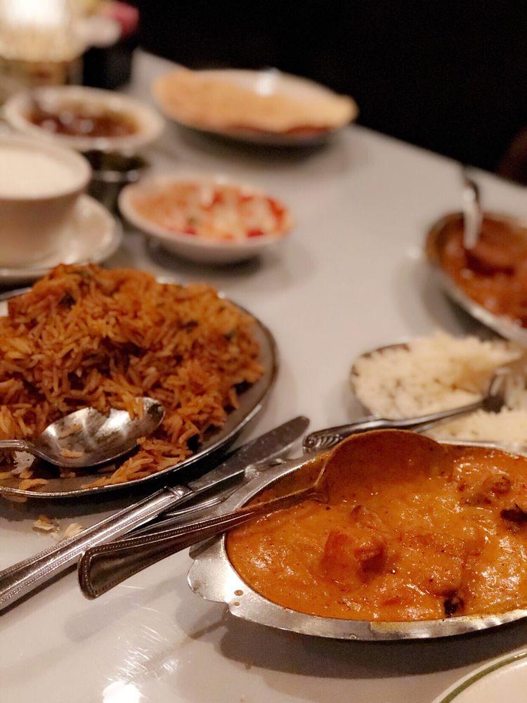 India Palace Restaurant: 6963 S Lewis Ave, Tulsa, OK