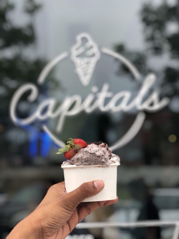 Capitals Ice Cream