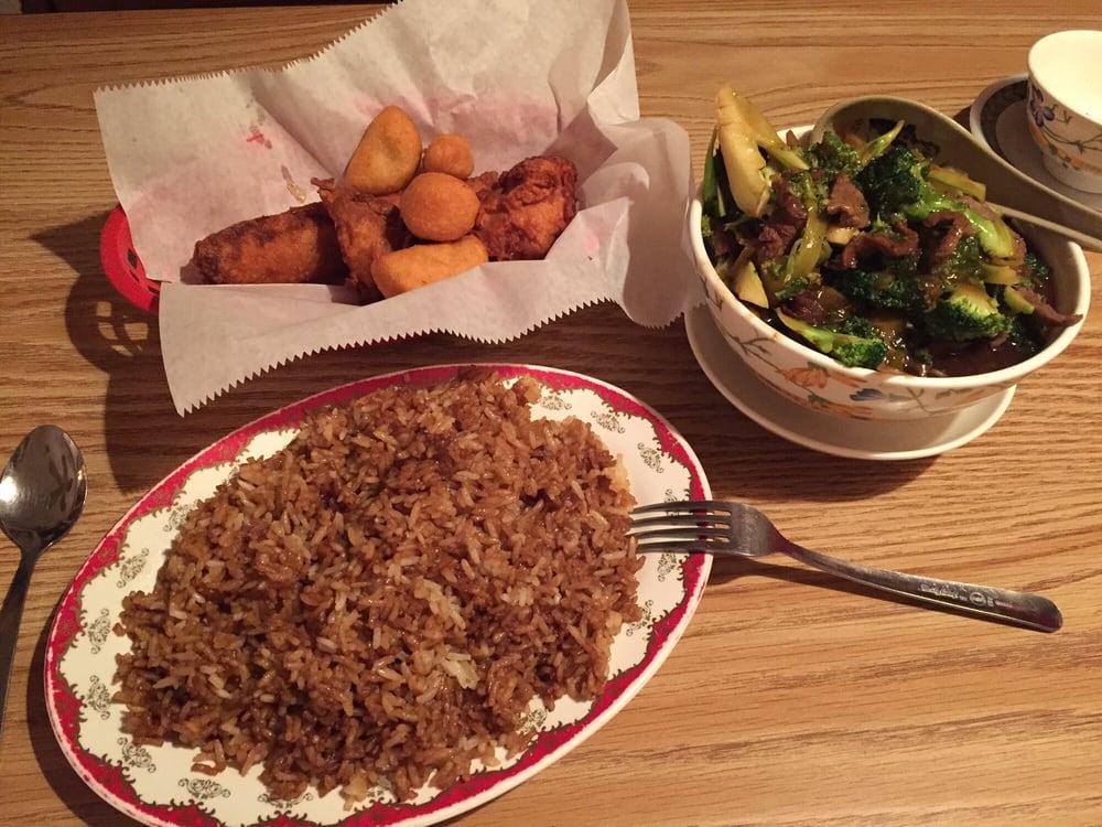 Fortune Cookie Oriental Restaurant: 119 S Hudson St, Altus, OK