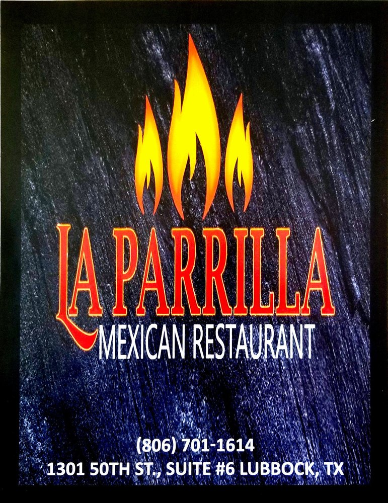 La Parrilla Mexican Restaurant: 1301 50th St, Lubbock, TX