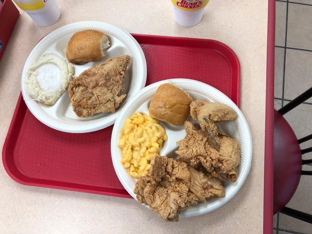 Bush's Chicken: 106 S George Kacir Dr, West, TX