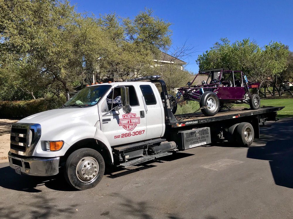 Tommy's Towing: 1400 O'Reilly Ct, Austin, TX