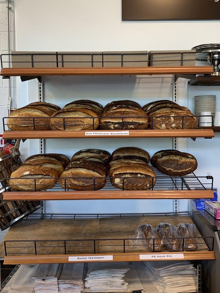 Food from Pangaea Bakery