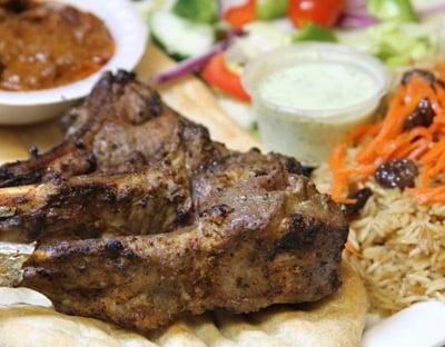 Photos for afghan famous kabob restaurant yelp for Afghan kabob cuisine