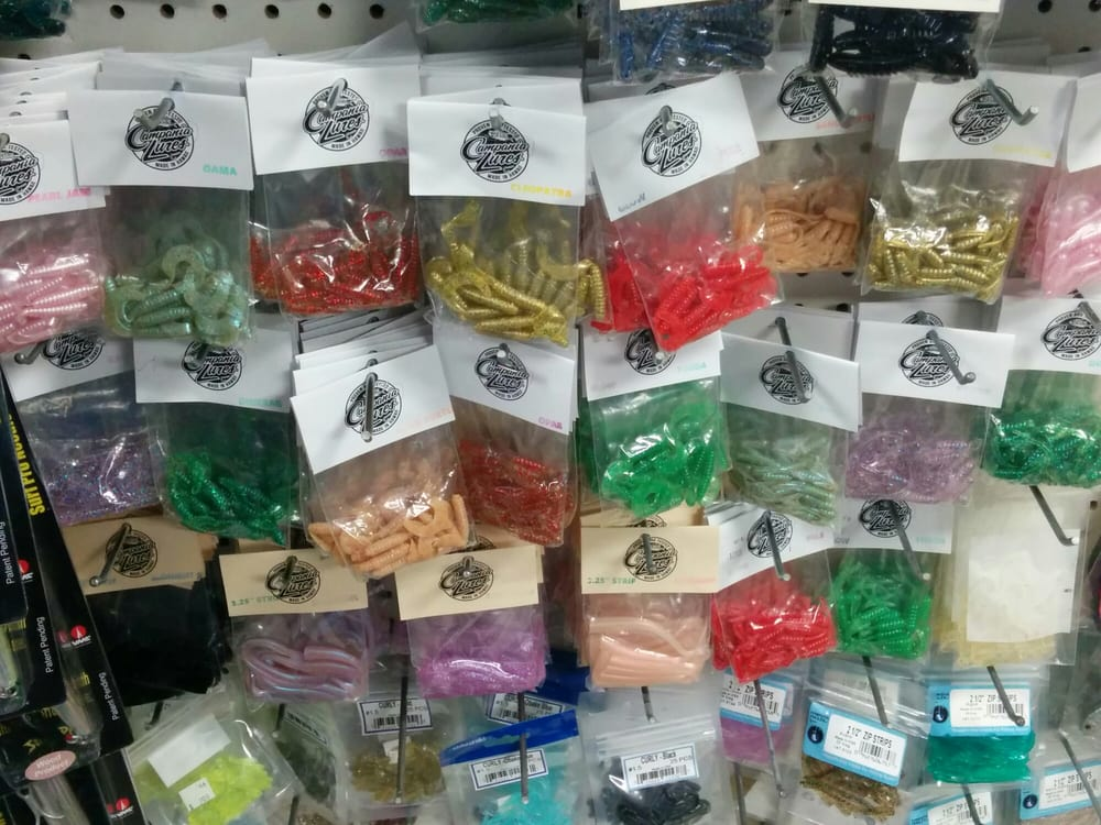 Brian 39 s now carries campania lures yelp for Brian s fishing supply