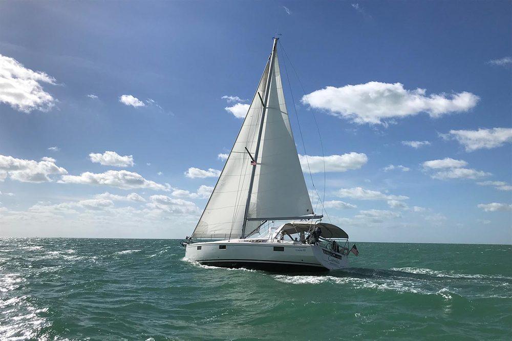 Miami by Sail: 3400 Pan American Dr, Miami, FL