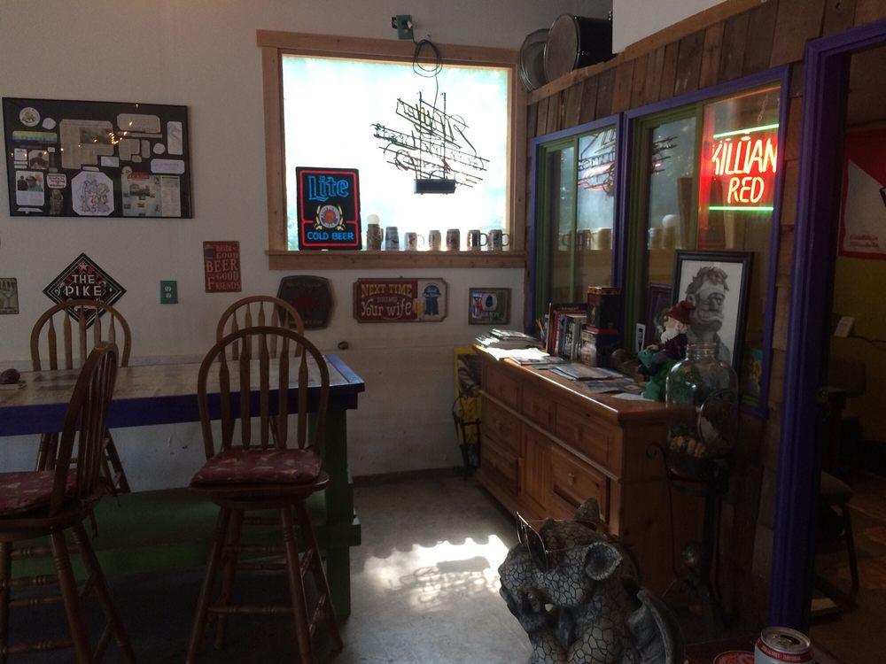 Ogres Brewing: 7693 Cultus Bay Rd, Clinton, WA
