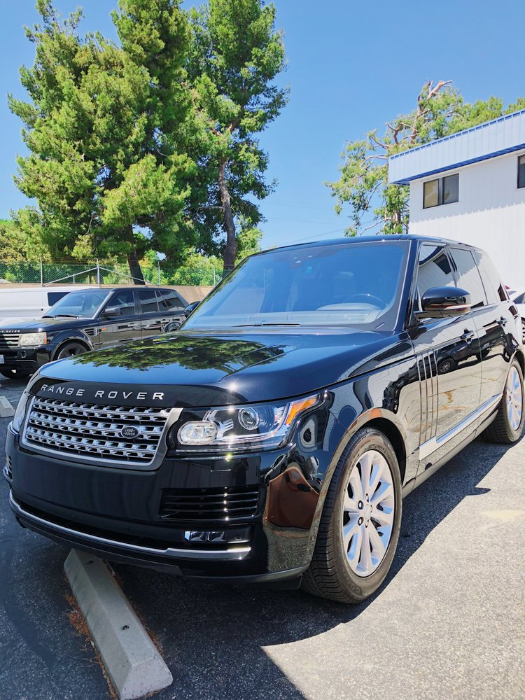 Unique Touch Auto Spa: 9903 W Santa Monica Blvd, Beverly Hills, CA