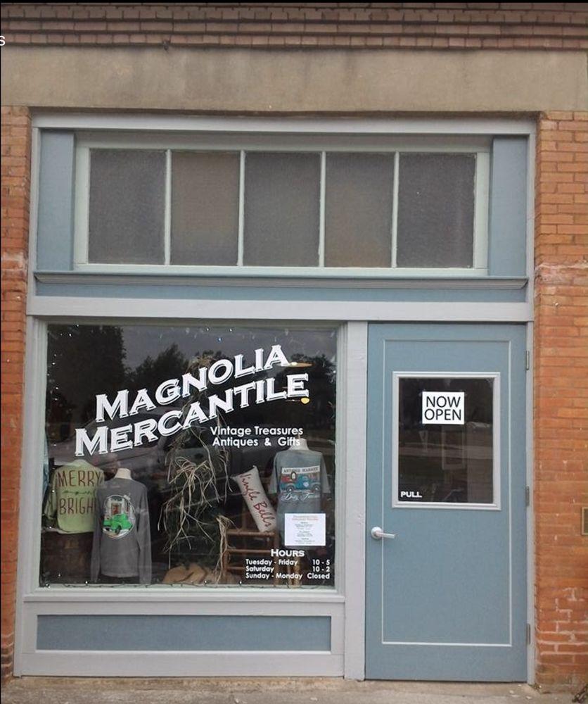 Magnolia Mercantile: 8358 US-171, Grand Cane, LA