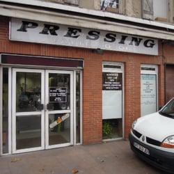 Pressing patte d oie servicios de lavander a 3 place for Garage patte d oie