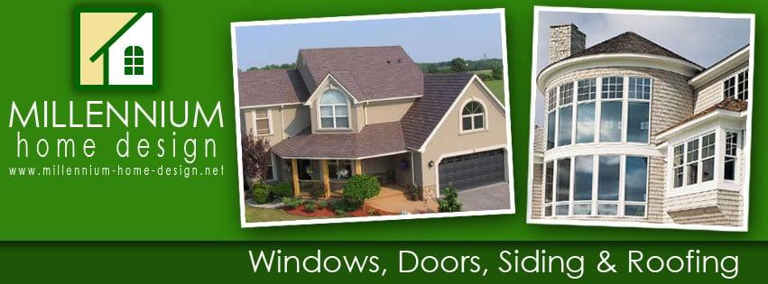 Millennium Home Design Windows Installation 3300 Lower Huntington Rd Fort Wayne In Phone