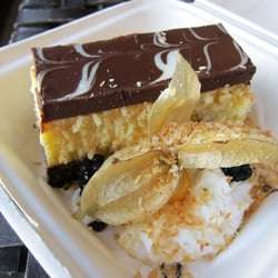 ... Restaurant and Lounge - Nanaimo, BC, Canada. Nanaimo Bar Cheesecake