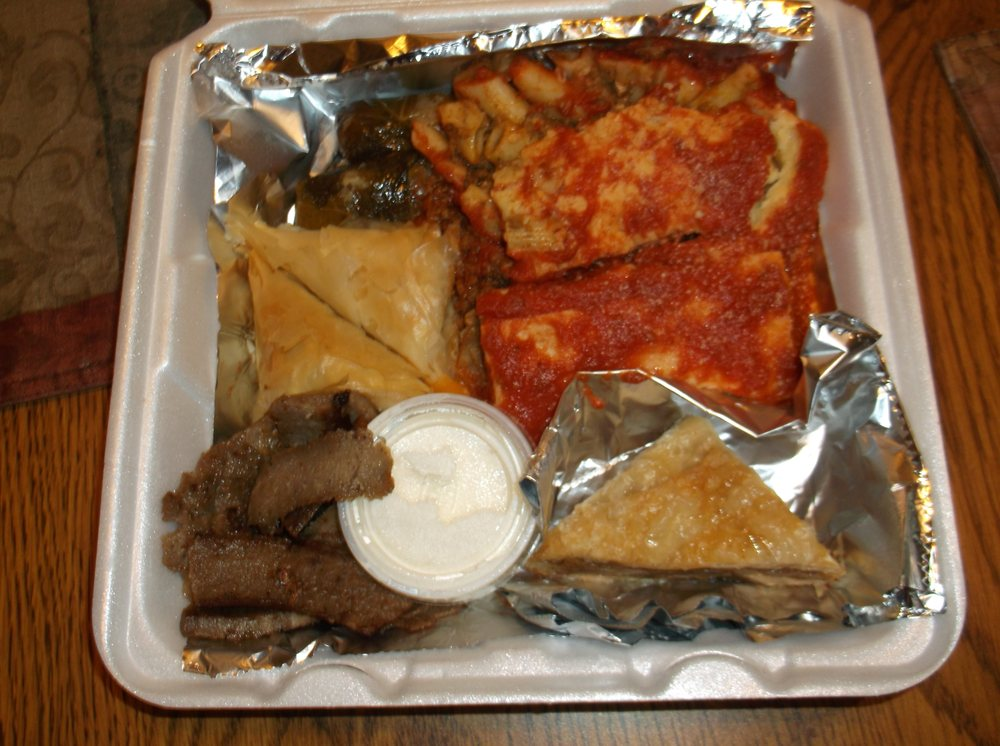 Greek Isle Cafe: 2 N Oak St, Mount Carmel, PA