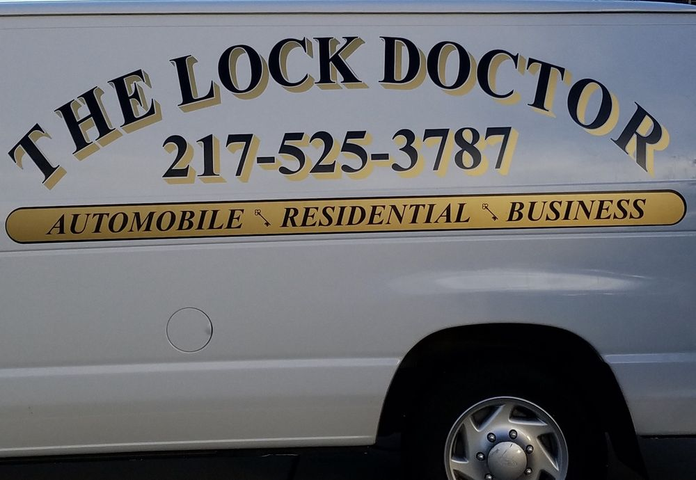 The Lock Doctor: Springfield, IL