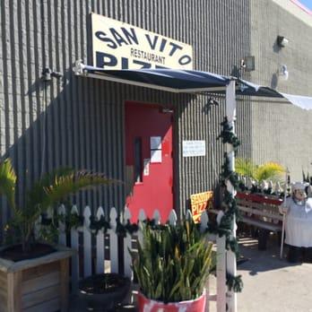 San vito italian restaurant pizzeria closed 32 for Vitos italian kitchen