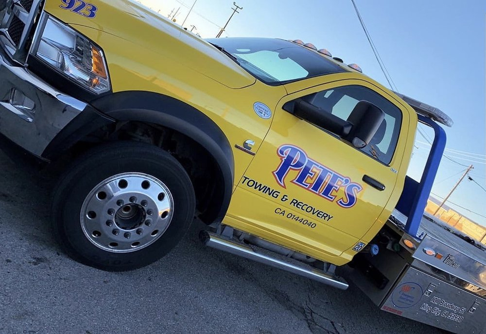 Towing business in King City, CA