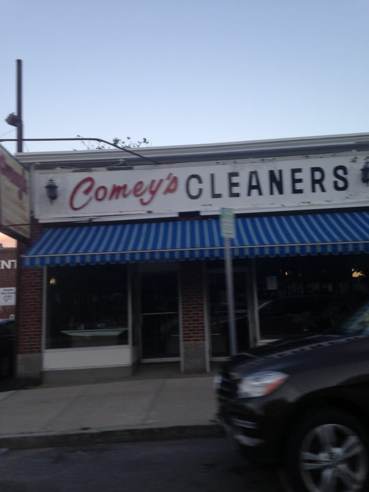 Comey's Cleaners: 12 South St, Foxboro, MA