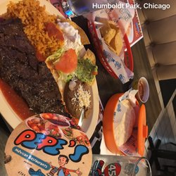 Pepes Mexican Restaurants 11 Reviews Mexican 4743 W Grand Ave