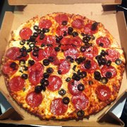 Photo Of Domino S Pizza Seal Beach Ca United States Thin Crust