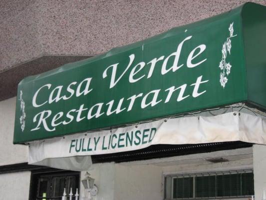 Casa Verde Restaurant Vancouver