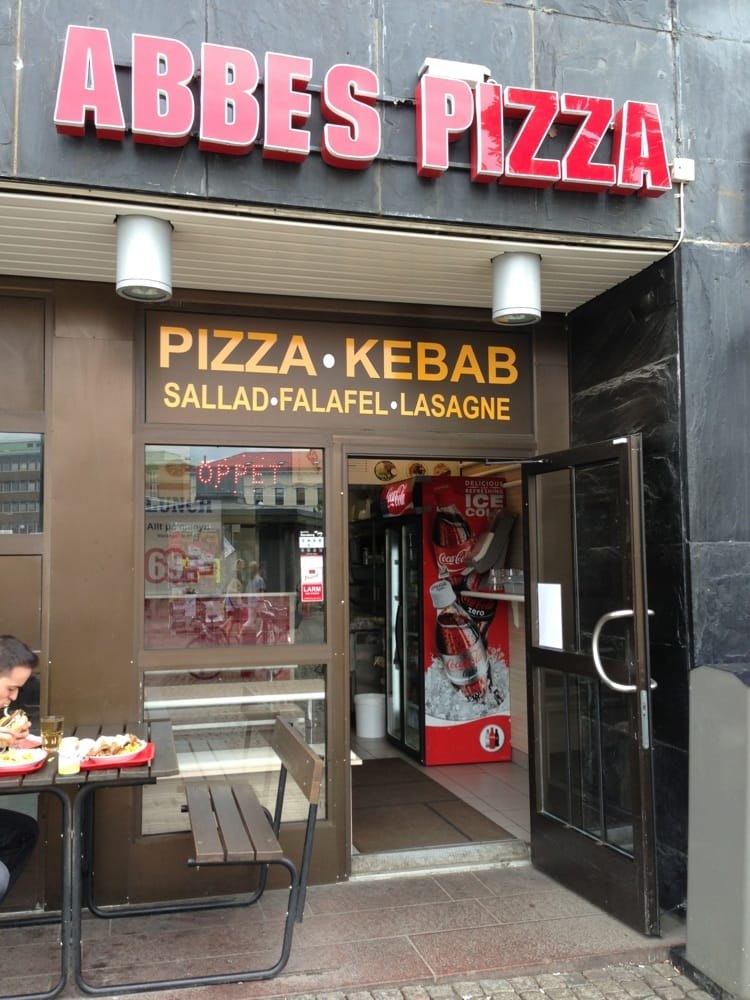 Abbes Pizza