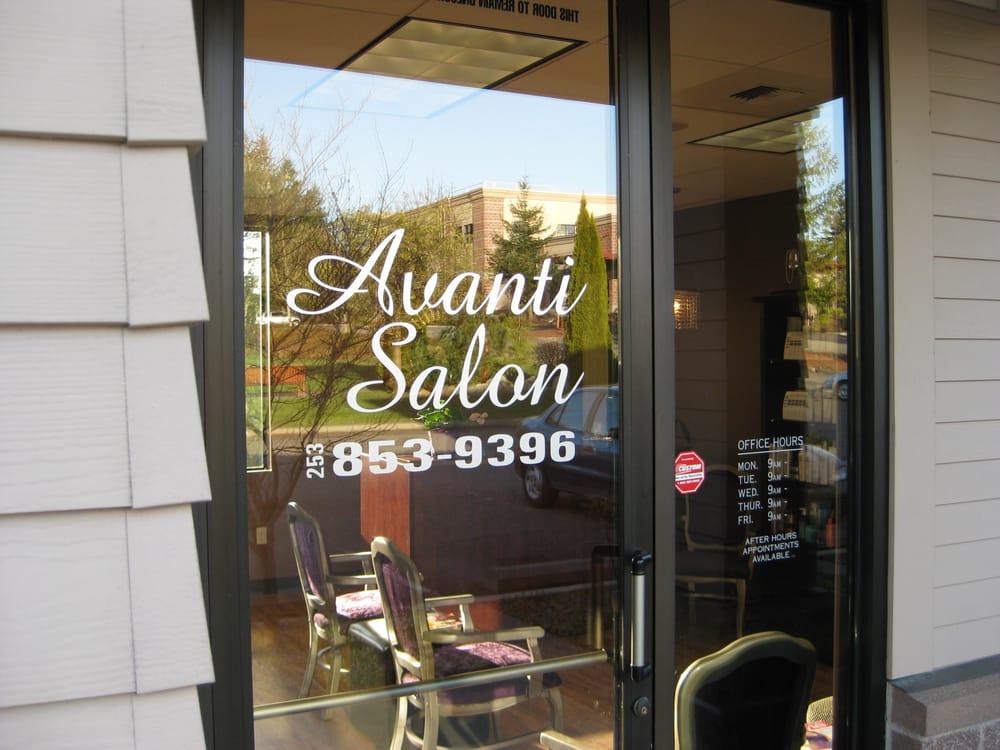 Avanti Salon: 5358 33rd Ave NW, Gig Harbor, WA