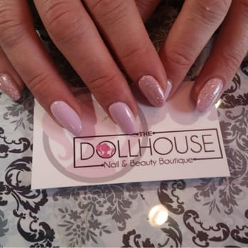 The dollhouse nail beauty boutique 21 photos nail for 108th and maple nail salon