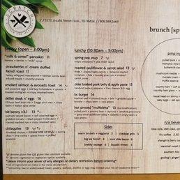 Scratch Kitchen Menu photos for scratch kitchen & meatery | menu - yelp
