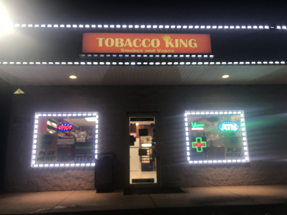 Tobacco King: 1320 Chester Pike Site A, Sharon Hill, PA