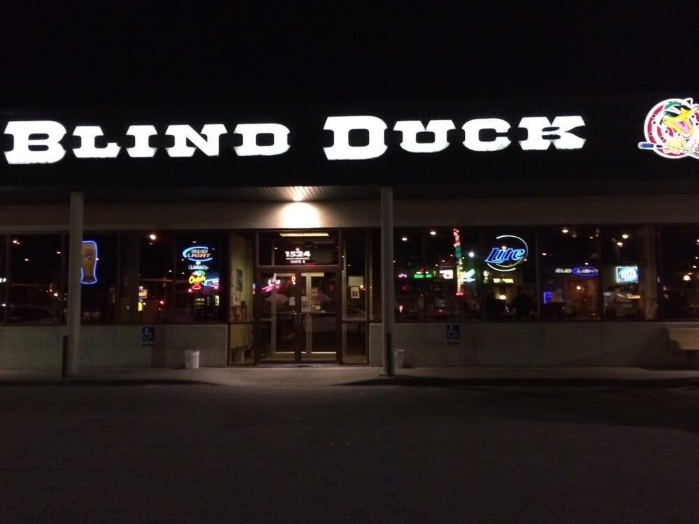 Blind Duck: 1524 S Broadway, Minot, ND