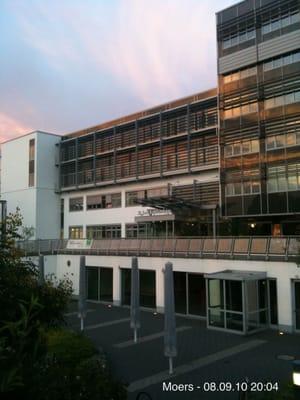 st. josef krankenhaus moers