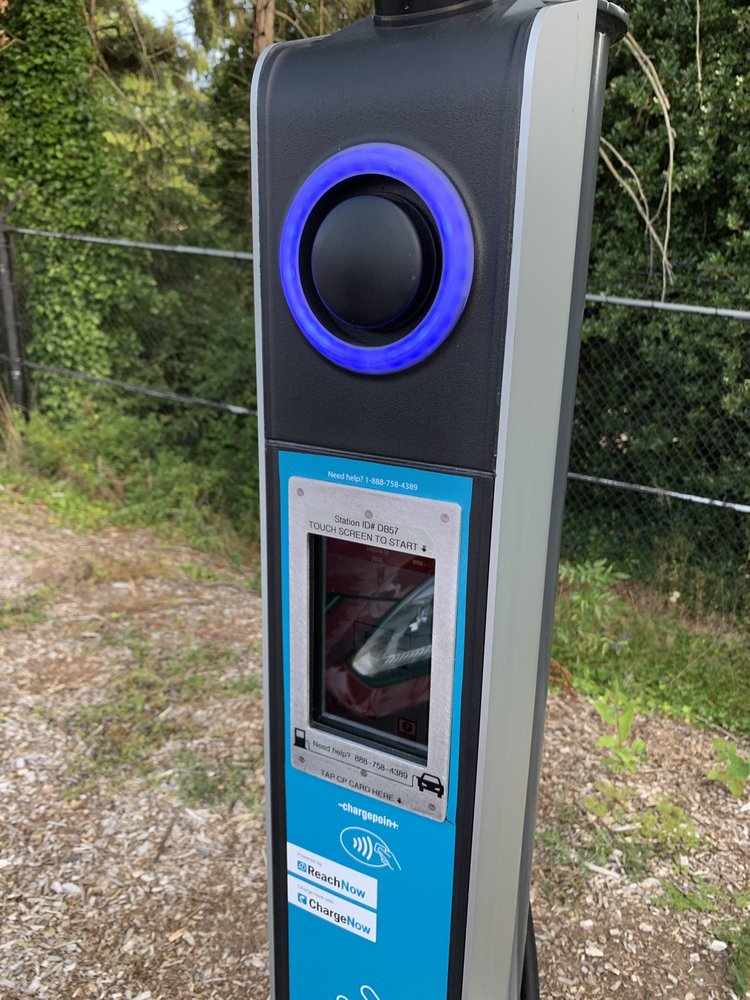 Woodland Park Zoo EV Charging Station, Otter Entrance: 5500 Phinney Ave N, Seattle, WA
