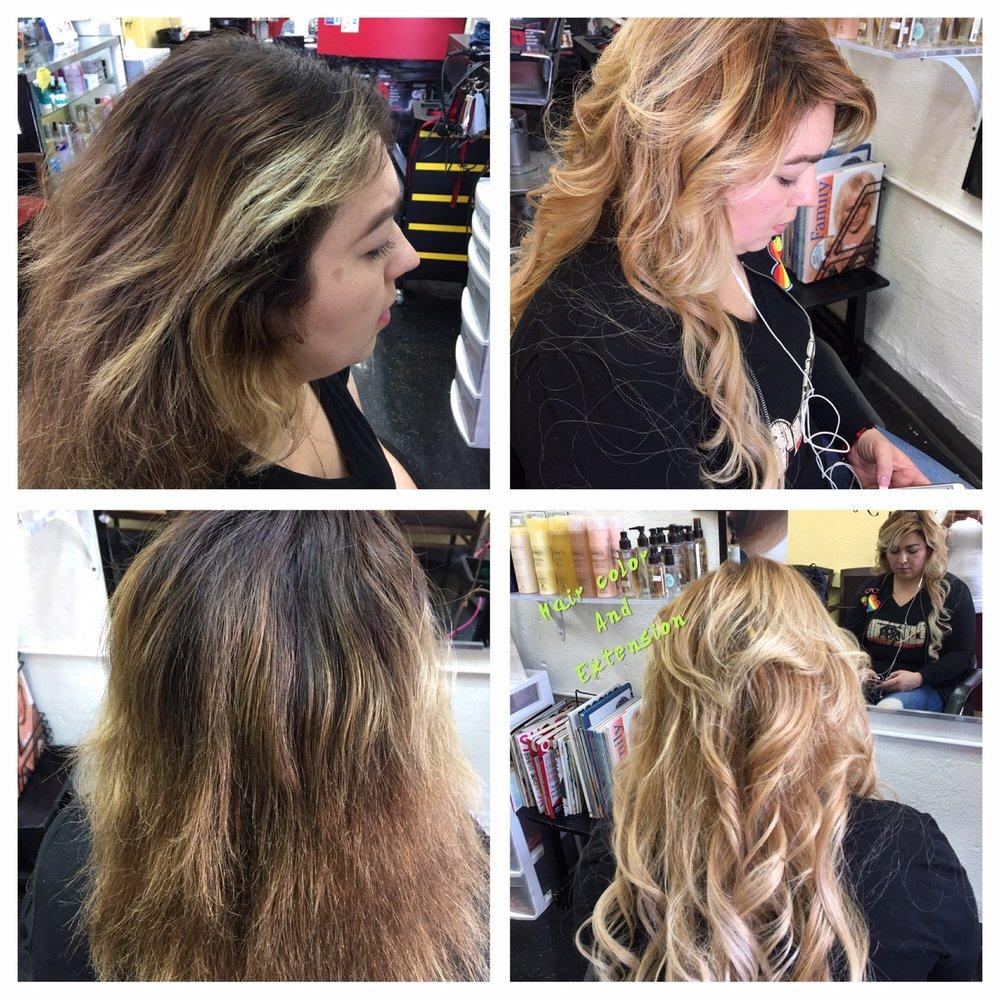 Hair Salon Los Angeles: Scarleth Beauty And Spa