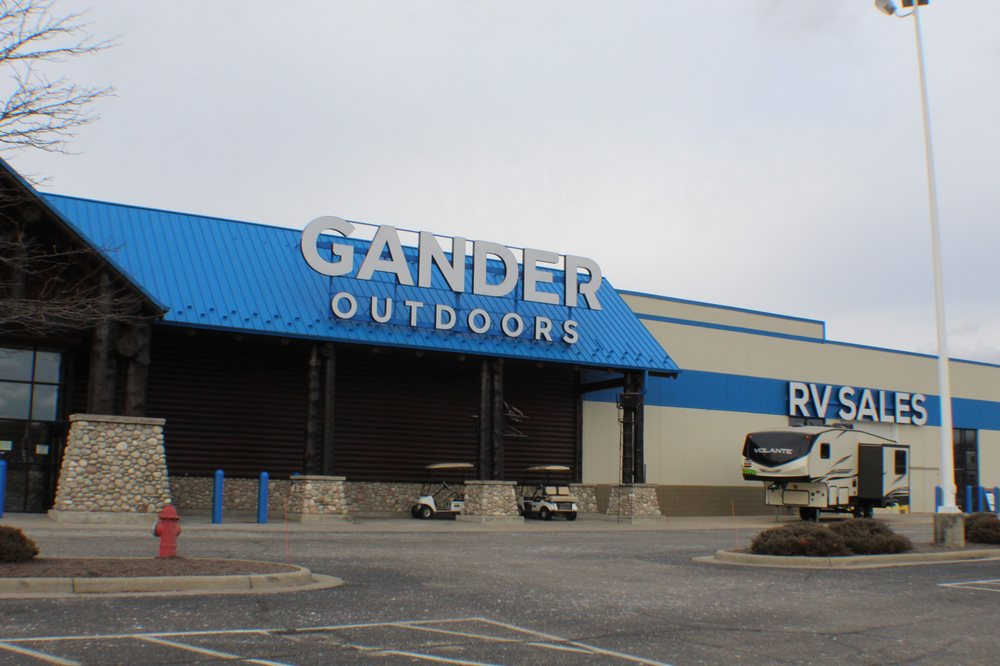 Gander RV & Outdoors of Huber Heights: 8001 Old Troy Pike, Huber Heights, OH