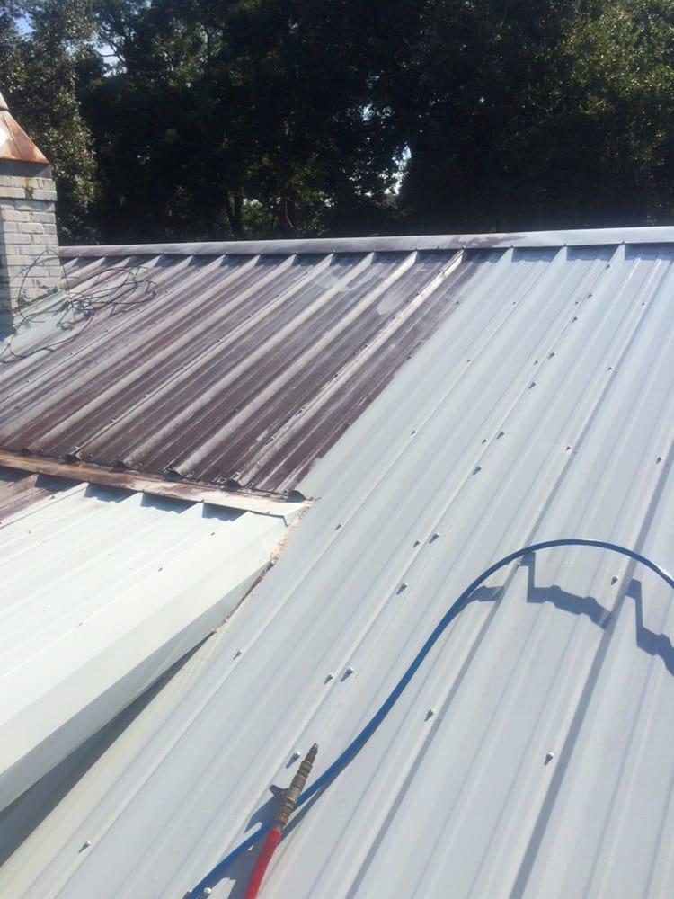 Ragin Cajun Pressure Washing Roof Cleaning 28 Foton