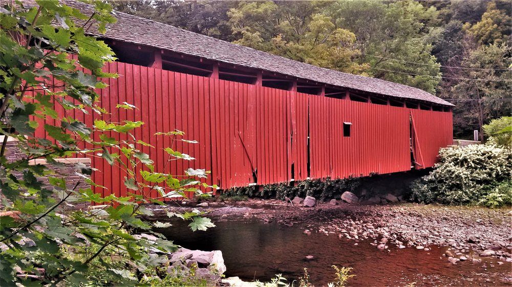 Sonestown Covered Bridge: Champion Rd, Sonestown, PA