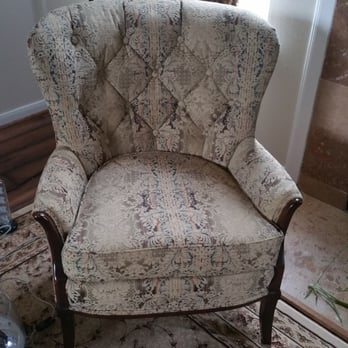Photo Of The Upholstery Shop   Houston, TX, United States. Grandmotheru0027s  Chair (