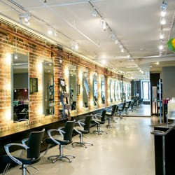 Hair color salons near me open today